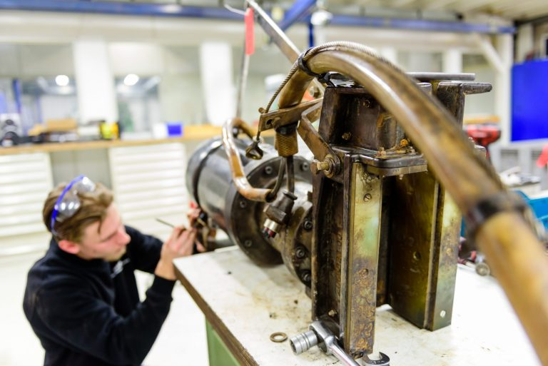 Industriële service